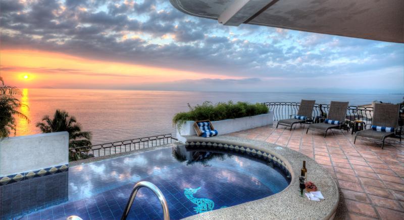Villa Marbella - Amazing Ocean Views from Every Room - Full Staff, vacation rental in Puerto Vallarta