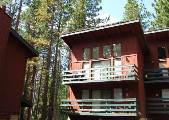 V57-Walk to Heavenly - easy lift access! Great access to hiking and biking in th, vacation rental in Markleeville