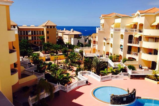 Sea View & Wi Fi, Los Cristianos, holiday rental in Los Cristianos