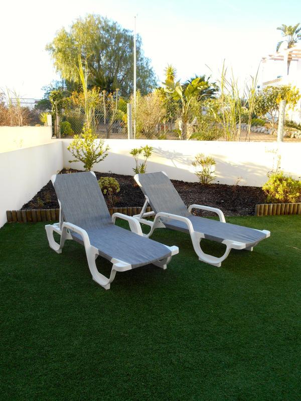 Nuevos tumbonas de jardín privado en 2015