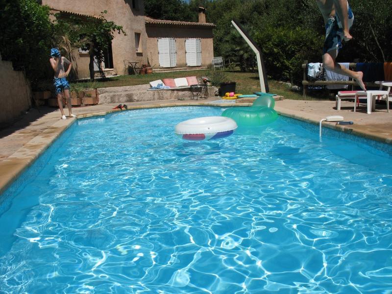 Villa Luna Gauda, holiday rental in La Gaude