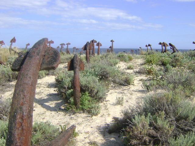 playa del Barril,  Pedras del Rey