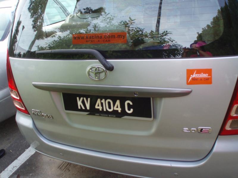 Alquiler de coches de Kasina