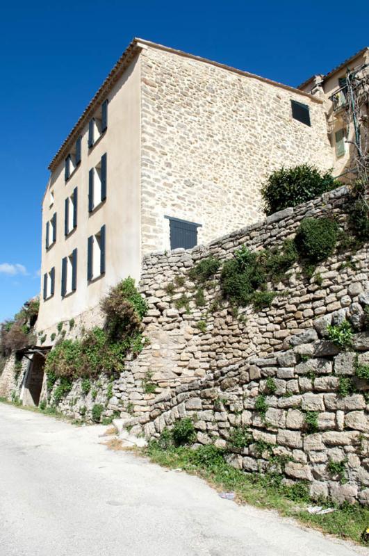 Les Galets - 140 sqm village stone house