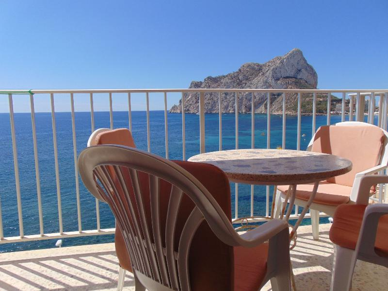 IFACH3 5-29 - Seafront apartment with spectacular panoramic views close to beach, holiday rental in Calpe