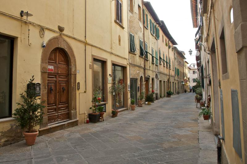 Historical Village Centre Stay, alquiler vacacional en Montaione