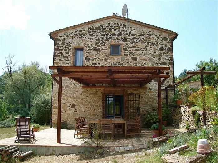 Villa di campagna con grande giardino vicinanza, alquiler vacacional en Guardistallo