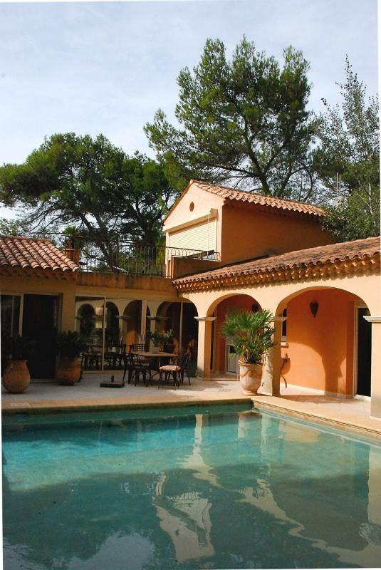 Villa in the Alpilles