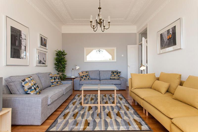 Living room: 1 sofa-bed for 1 (sleep 1)