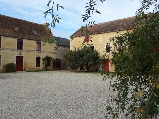 Chambres a la ferme: Bleue, location de vacances à Potigny