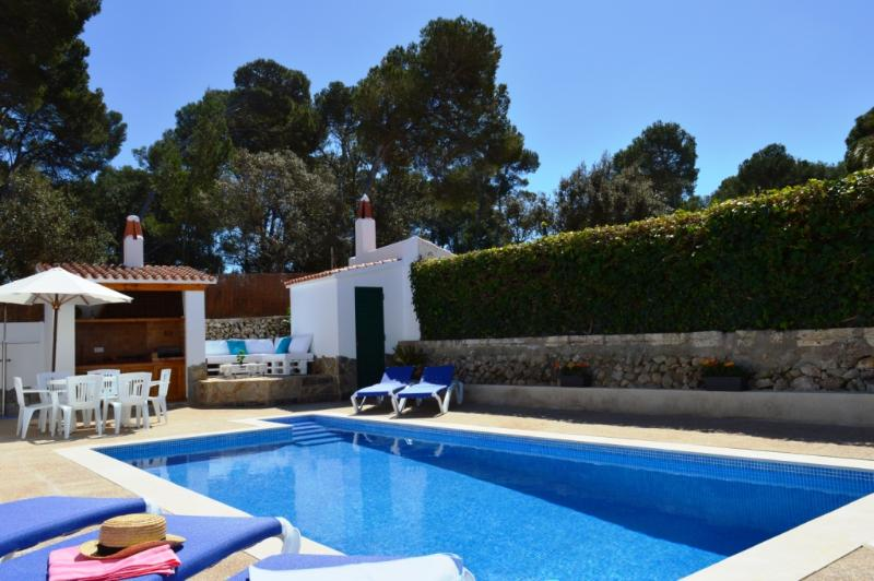 Villa Albe in Cala Galdana, holiday rental in Cala Galdana