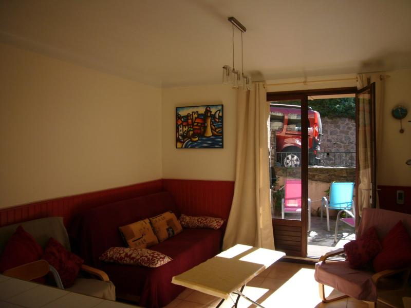Lounge area view 2