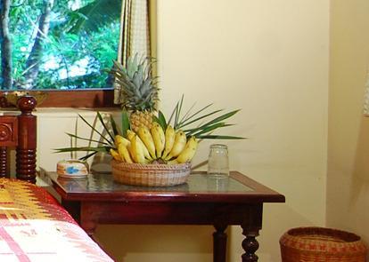 Bedroom in Coconut Island