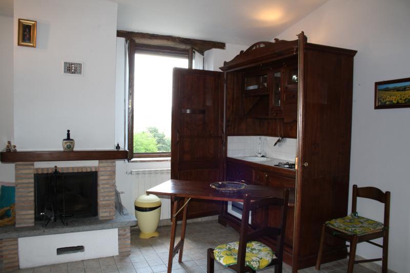 Materno 6, vacation rental in Monteguidi
