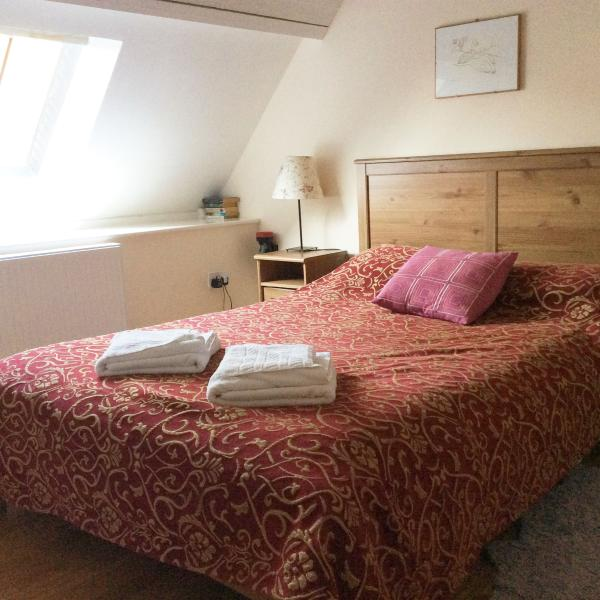 Upstairs double ensuite room