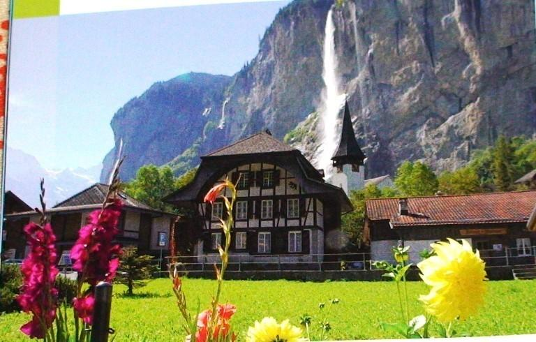 Chalet Almenrausch, holiday rental in Jungfrau Region