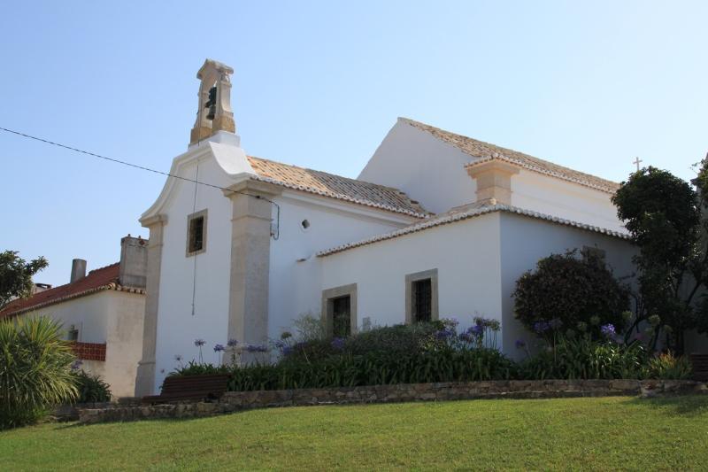 Ulgueira ' s beautiful church
