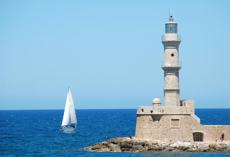 Discover:  The Venetian harbour town of Chania