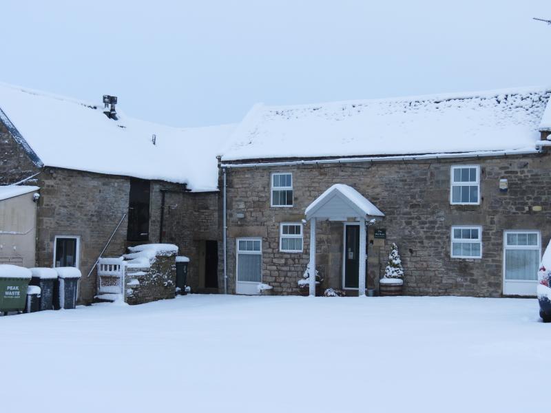 Winter at Common End Farm