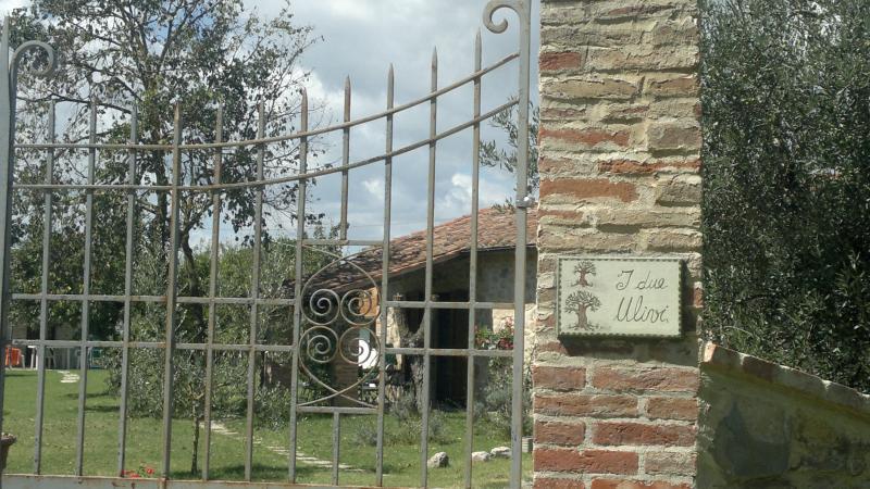 I DUE ULIVI - LA MAGNOLIA, location de vacances à Castiglione del Lago