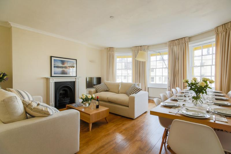 ⭐️Sea View Regency Apartment⭐️, location de vacances à Brighton and Hove