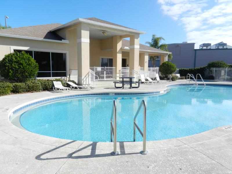 Take a break from the theme parks and relax in our hot tub and free form pool.