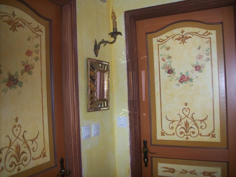 bathroom and toilet doors
