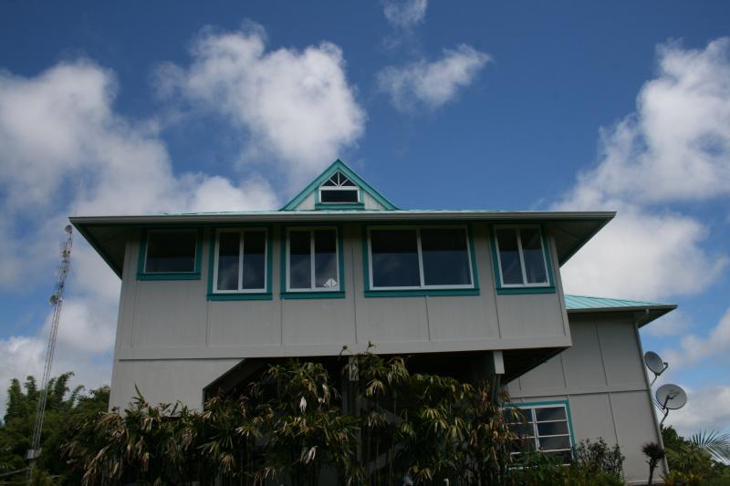 Akaka house front