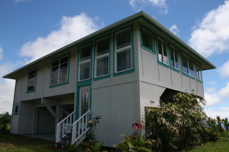 Akaka house back