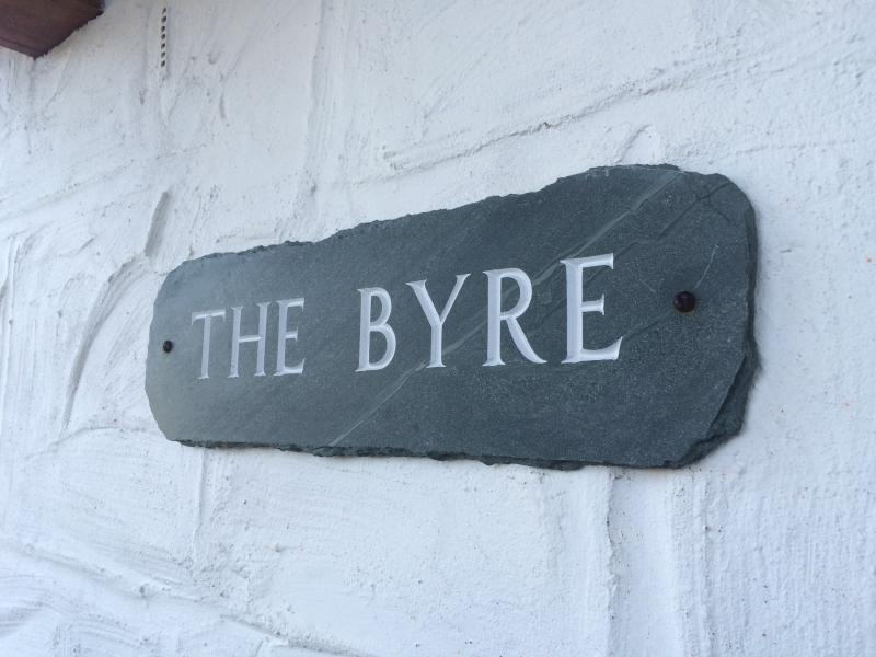 The Byre !