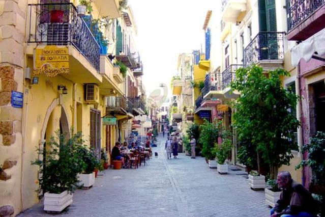 Chania old town - 400 meters from the apartment