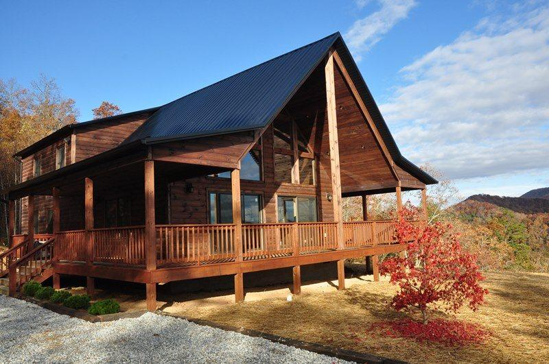 A Walk In the Clouds - 2 Bedroom Cabin with Pool Table and Magnificent View - 18, vacation rental in Bryson City
