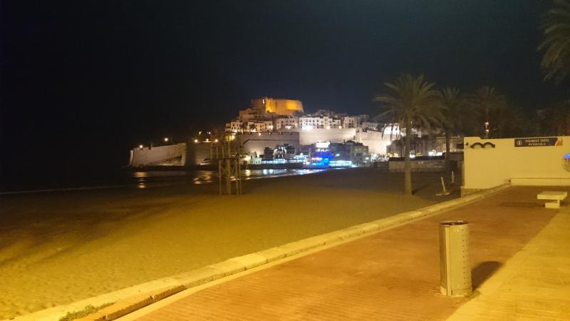 Castillo Papa Luna, Peñíscola.