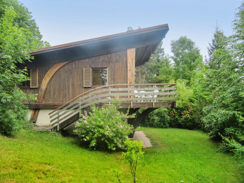 Nice chalet with mountain view, vacation rental in Autrey
