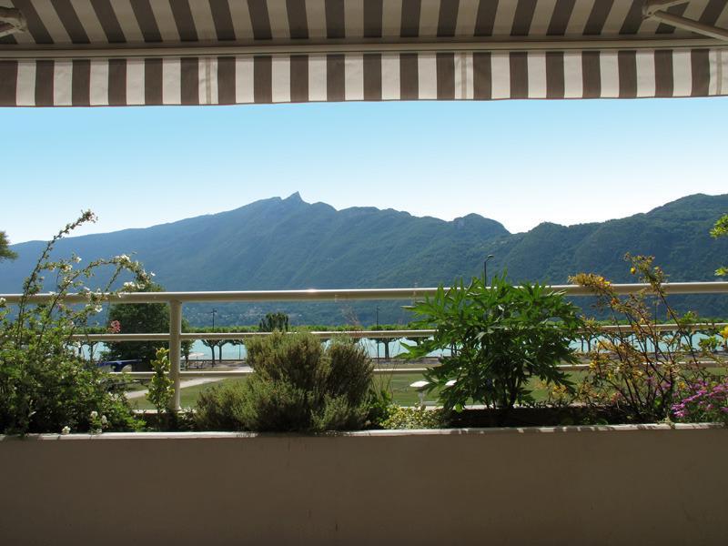 vue lac et montagne