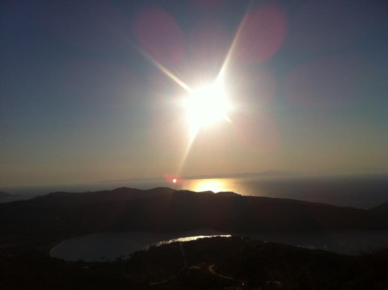 ...Magic view of Aegean Sea, holiday rental in Kampi