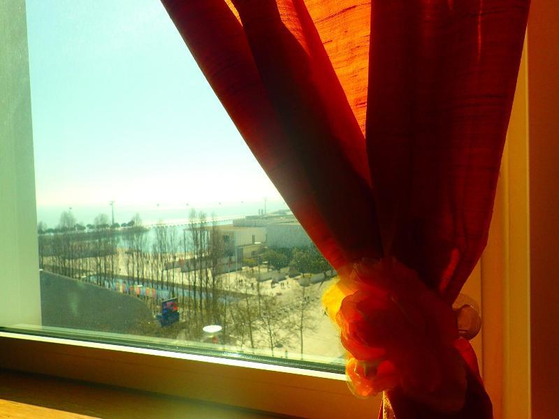 Vue panoramic from orange suite
