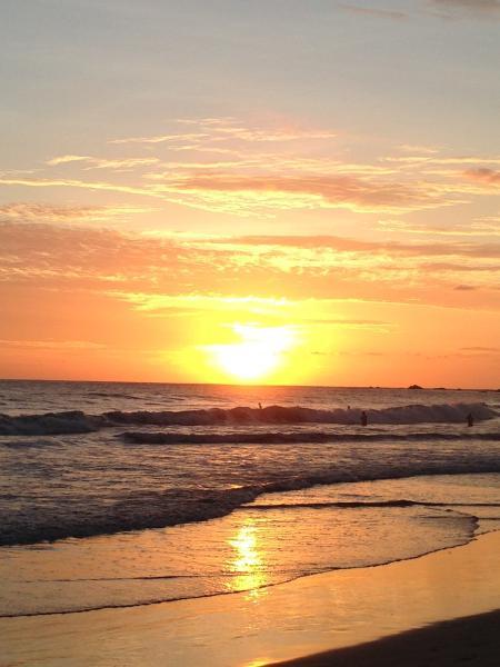 Beautiful Manuel Antonio Sunset