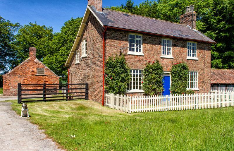 Ein herzliches Willkommen erwartet Sie im Holme würde Cottage