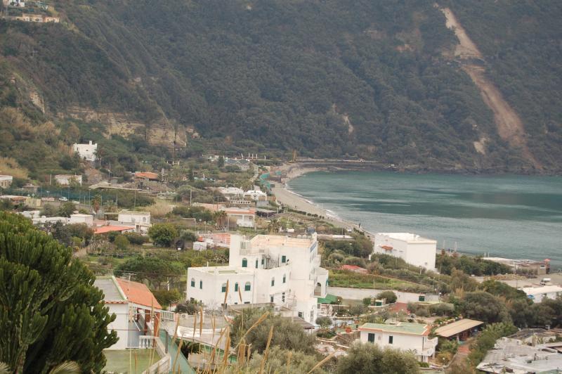 walking distance (10 min) to Citara beach and Giardini Poseidon Spa