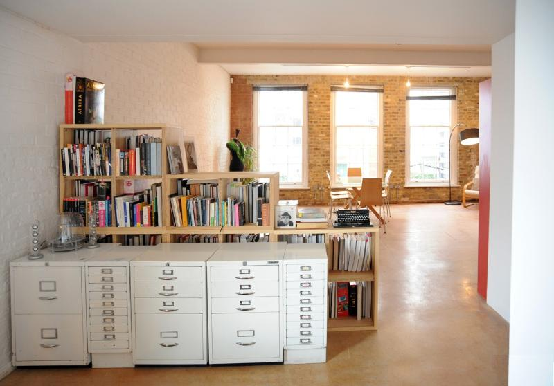View of Bedroom Storage