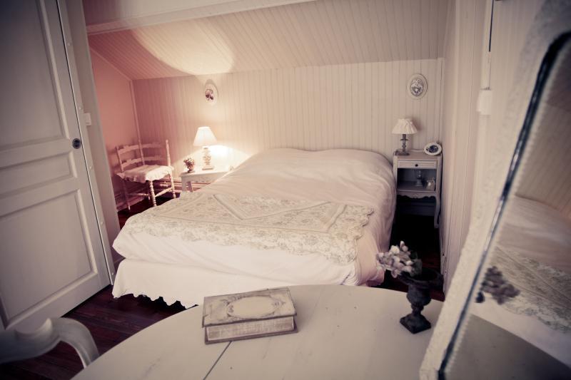 Chambres d hôtes et location de vacances ''La chaumière'' – semesterbostad i Aisne