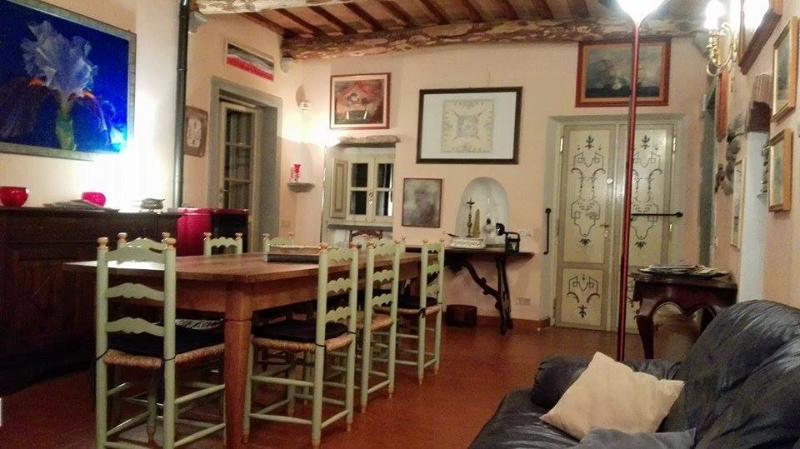 Agriturismo Pratofranco Appartamento Casagrande, holiday rental in Pontremoli