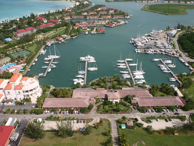 Jolly Harbour Community Center and Marina