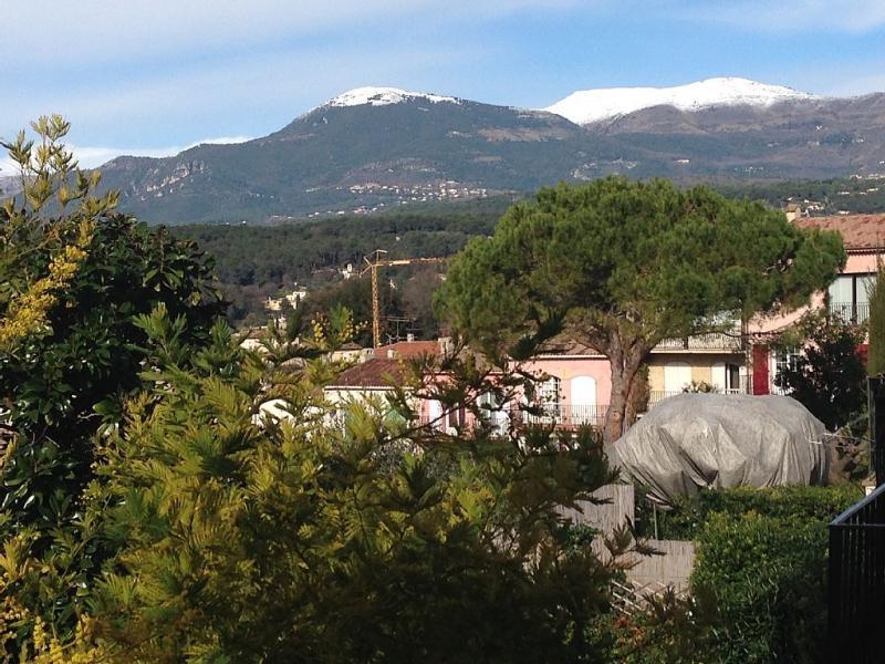 Côte d'Azur et les Alpes