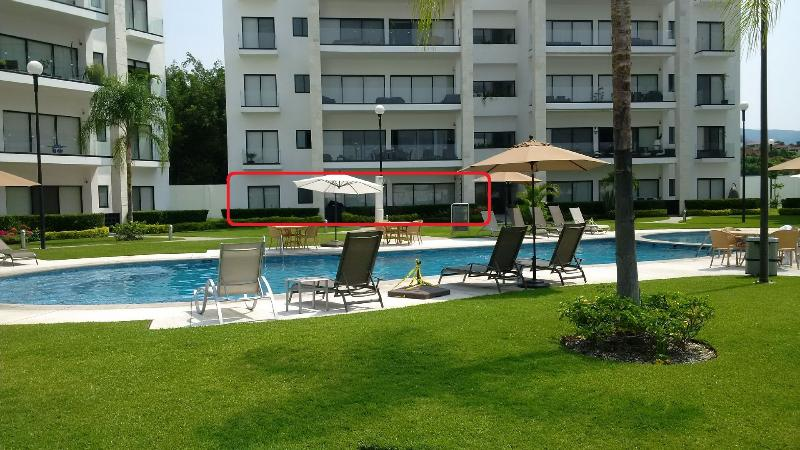 Ground Floor. Across from pool. The Best in town., holiday rental in Chiconcuac