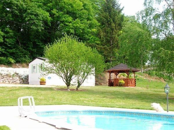 Location Mobil-home Loubes Bernac 2 à 4 personnes, holiday rental in Monestier