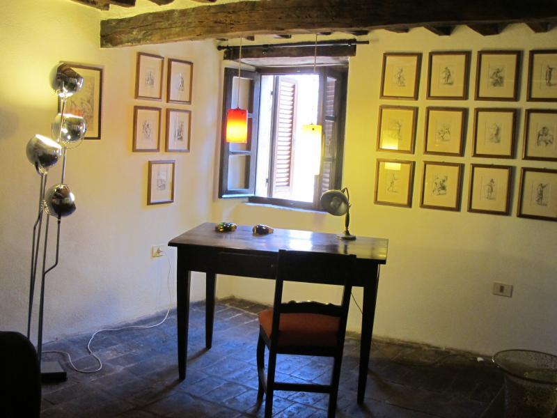 Salotto-studio