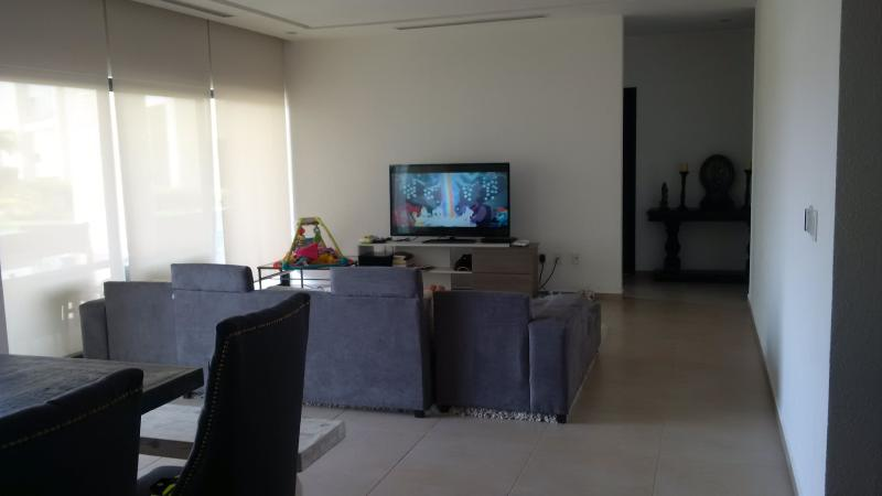 55' LED TV with Cable