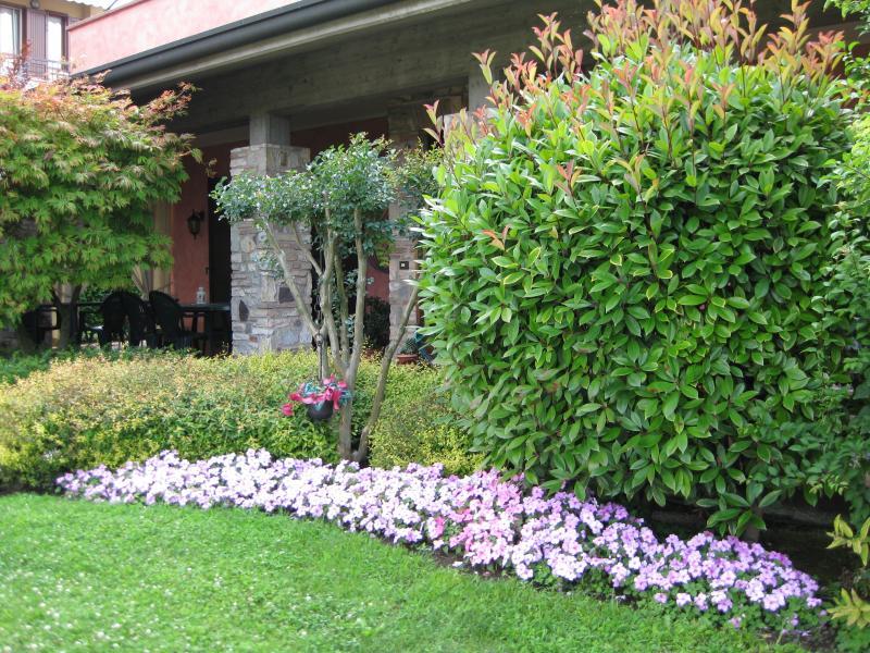 giardino - Villa Cremona -